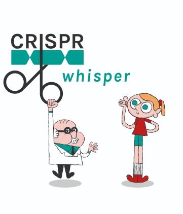 CRISPR-Whisper Illustration: Lukas Kummer