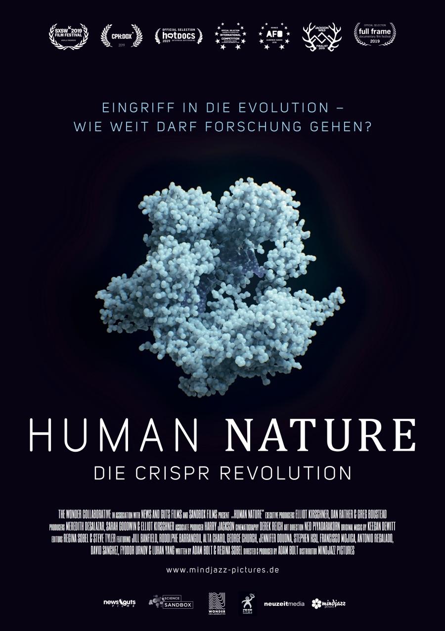 Human Nature Webplakat